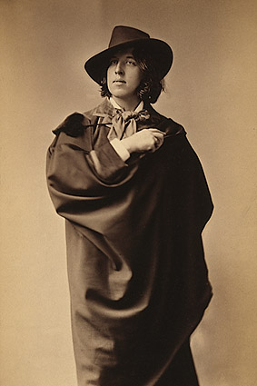 Oscar Wilde 3/4 Length Sarony Portrait 1882 Photo Print