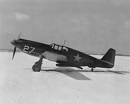 P-51 / P-51C Mustang WWII Fighter  Photo Print