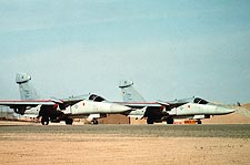 Pair of F-111 / EF-111A Raven Jets Photo Print for Sale