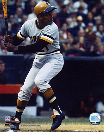 Pittsburgh Pirates Baseball Roberto Clemente Photo Print