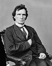 Portrait of U.S. Representative Thaddeus Stevens Photo Print for Sale