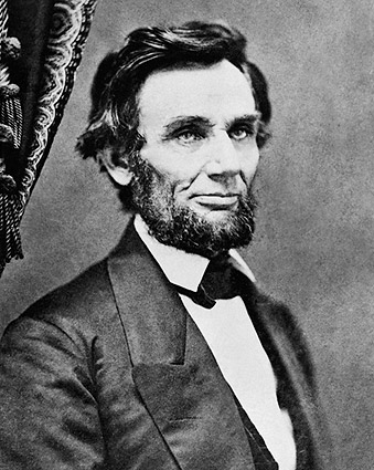 graphic regarding Printable Pictures of Abraham Lincoln identified as President Abraham Lincoln Portrait 1861 Photograph Print for Sale