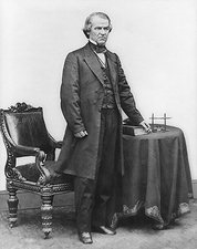 President Andrew Johnson Brady Portrait Photo Print