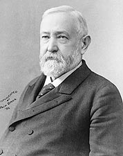 President Benjamin Harrison Portrait Photo Print for Sale