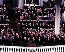 President Dwight D. Eisenhower Inauguration Photo Print for Sale
