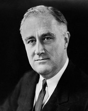 President Franklin Delano Roosevelt 1933 Photo Print