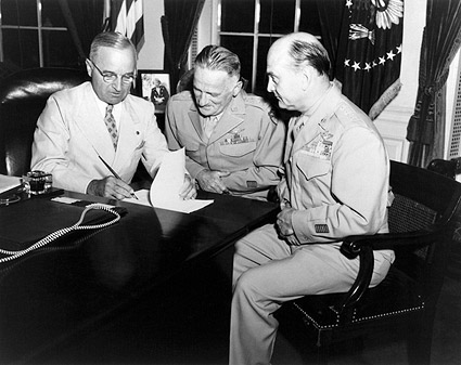 President Harry S Truman Air Force Day Photo Print