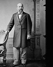 President James A Garfield Brady Portrait Photo Print for Sale