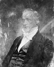 President James Buchanan Portrait Photo Print