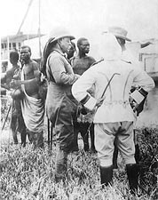 President Theodore Roosevelt in Africa 1910 Photo Print for Sale