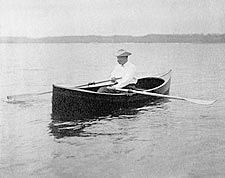 President Theodore Teddy Roosevelt Boat Photo Print for Sale