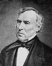 President Zachary Taylor Brady Portrait Photo Print for Sale