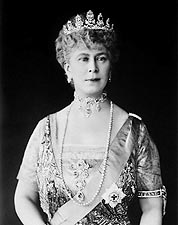 Queen Mary of United Kingdom Portrait  Photo Print for Sale