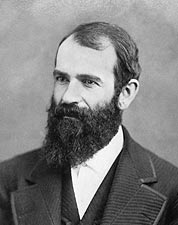 Railroad Financier Jay Gould Portrait Photo Print for Sale