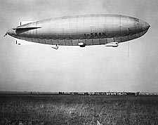Airship, Blimp and Dirigible Photos