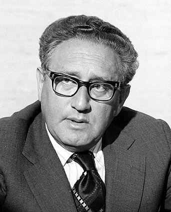 Secretary of State Henry Kissinger Photo Print