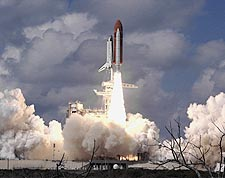 Space Shuttle Discovery Launch Photo Print for Sale