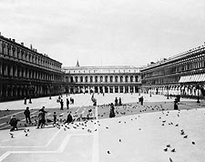 St. Marks Square Venice Italy 1890 Photo Print for Sale