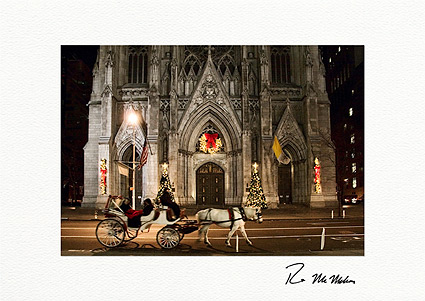 St. Patrick's Cathedral, New York City Boxed Christmas Cards