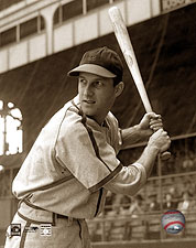 Stan Musial St. Louis Cardinals in Batting Stance Baseball Photo Print For Sale