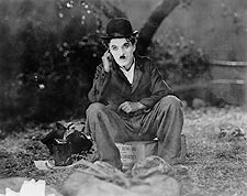 "Still Photo of Charlie Chaplin in 'The Circus"" Photo Print for Sale"