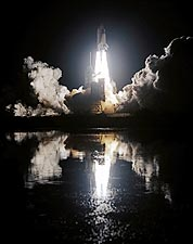 STS-113 Space Shuttle Endeavor Launch NASA Photo Print for Sale