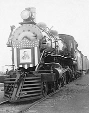 Theodore Roosevelt Presidential Train Photo Print for Sale