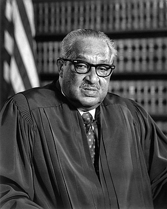 Thurgood Marshall Supreme Court Justice Photo Print
