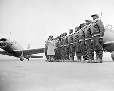 Tuskegee Airmen 1st Class of Cadets WWII Photo Print