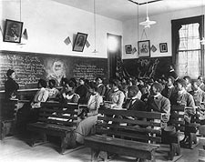 Tuskegee Institute Class, Tuskegee, Alabama Photo Print for Sale