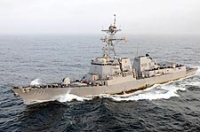U.S. Navy Guided-Missile Destroyer USS Gridley (DDG 101) Photo Print for Sale