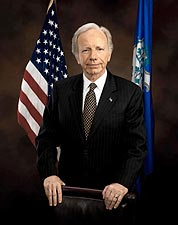 U.S. Senator Joe Lieberman Color Portrait Photo Print for Sale