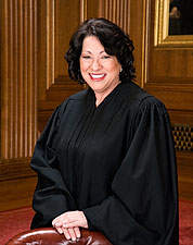 U.S. Supreme Court Justice Sonia Sotomayor Portrait Photo Print for Sale