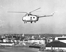 US Air Force Sikorsky H-19 Helicopter Photo Print for Sale