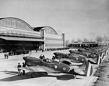 US P-40 Warhawks in France WWII 1943 Photo Print for Sale