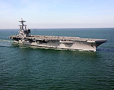 USS George H.W. Bush (CVN 77) U.S. Navy Photo Print for Sale