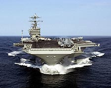 USS Harry S Truman CVN 75 Aircraft Carrier Photo Print for Sale