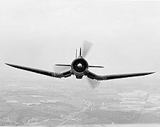 Vought F4U Corsair WWII Aircraft Photo Print for Sale