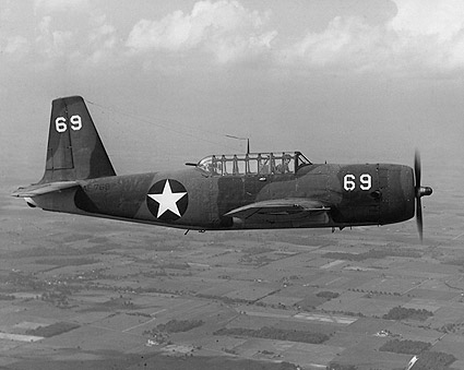 Vultee A-31 Vengeance WWII Dive Bomber Photo Print