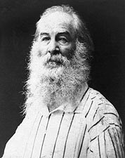Walt Whitman Portrait Poet Leaves of Grass Photo Print for Sale