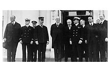 Warren G. Harding & Cabinet White House Photo Print for Sale
