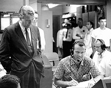 Wernher Von Braun & Gordon Cooper Photo Print for Sale