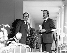 White House Chief of Staff Dick Cheney 1976 Photo Print for Sale