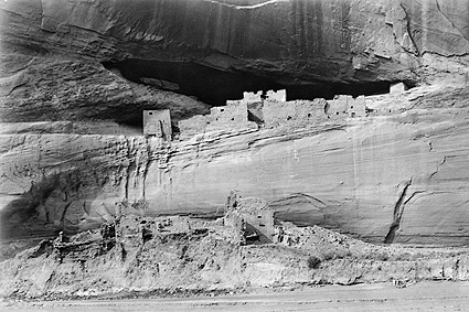White House Ruins, Canyon de Chelly Arizona Photo Print