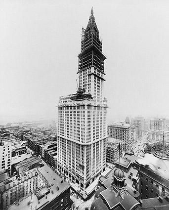 Woolworth Building, New York City 1912 Photo Print