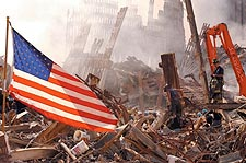 World Trade Center, 9/11 September 11, 2001 Photo Print for Sale