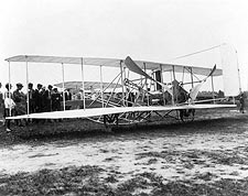 Wright Brothers Flyer Airplane 1908 Photo Print for Sale