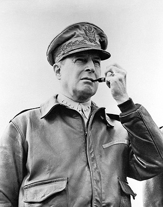 WWII General Douglas MacArthur Photo Print