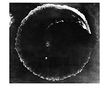 WWII Japanese Aircraft Carrier Circling Photo Print for Sale