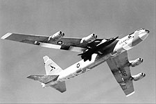X-15 Mated to B-52 in Flight Photo Print for Sale